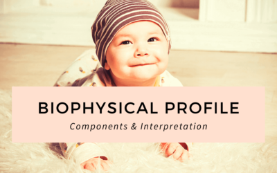 Biophysical Profile – Components & Interpretation